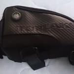 ESCAPE RX3 自転車通勤 おすすめアイテム バック(自転車に取り付けるタイプ)