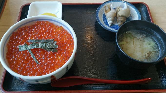 お食事処みさき_メニュー_いくら丼1