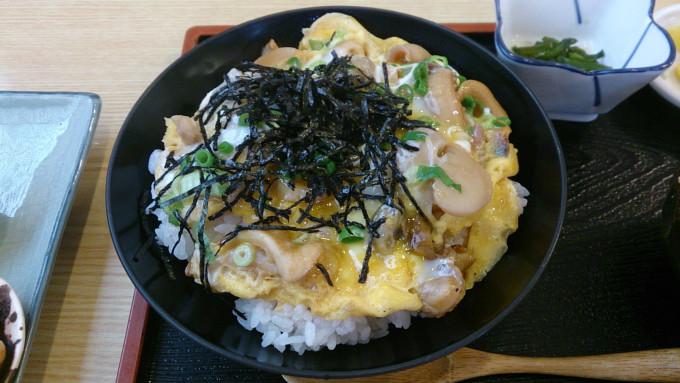 大アサリ丼2