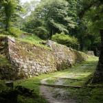 岩村城跡を散策①