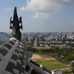 姫路城の改修前と改修後を比較してみる