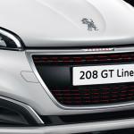 new PEUGEOT 208 GT Line