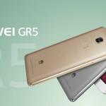 SIMフリースマホ HUAWEI GR5が2月12日発売