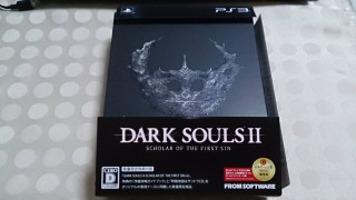 DARK SOULSⅡ SCHOLAR OF THE FIRST SIN