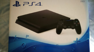 PS4 UH-2000BB01(1TB)を購入