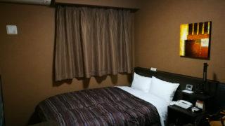 伊勢神宮参拝のときに泊まったホテル