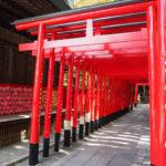 犬山城 -三光稲荷神社-