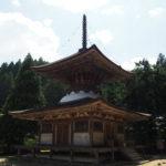 31.2017年夏季の旅 高野山を巡る -金剛三味院-