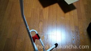 MERIDA RIDE210 室内保管用MINOURA DS-2100を購入