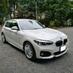 BMW 118d Msportsが納車されました!!