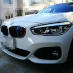 BMW 1シリーズ(F20) ちょこっとドレスアップ