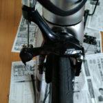 MERIDA RIDE210 ブレーキキャリパーをR3000化