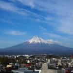 関東近辺を花見&観光_7 富士山世界遺産センター