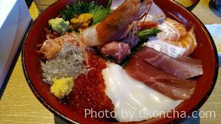 関東近辺を花見&観光_6 沼津港で海鮮丼