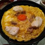 関東近辺を花見&観光_10 ソラマチで親子丼