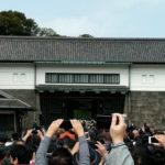 関東近辺を花見&観光_12 乾通り一般公開に並ぶ