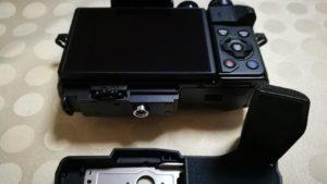 OM-D E-M10 MarkII購入 ~カメラグリップ ECG-3~