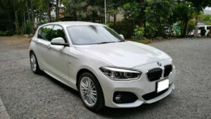 BMW 118d Msportsが納車されました!!